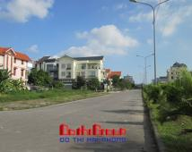 Bán thửa đất số 130A lô 27 Lê Hồng Phong, Ngô Quyền, Hải Phòng.