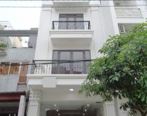 Bán nhà 4 tầng thiết kế đẹp khu phân lô bảo vệ 24/24 Văn Cao