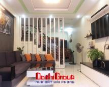 Bán nhà 3 tầng sân cổng rộng thiết kế đẹp đường Phương Lưu, Ngô Quyền, Hải Phòng