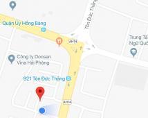 Bán nhà 3 tầng, trong ngõ 897 Tôn Đức Thắng, gần ngã tư Metro, LH: 0336206658