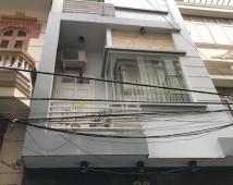 Bán nhà 26/44 Lê Lai, DTMB 51m2 (4,25 x 12,3m) x 4 tầng, ô tô vào nhà, hướng Tây Bắc, giá 3,5 tỷ