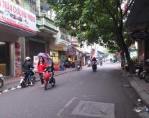Bán nhà mặt phố Phạm Huy Thông, DTMB 45m2, mặt tiền 9,6m