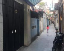 Bán nhà ngõ Lam Sơn, Lê Chân, Hải Phòng. DT: 48m2*3 tầng, giá 2,3 tỷ