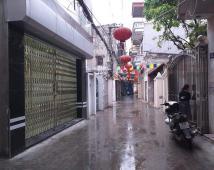Bán nhà Phố Trần Nguyên Hãn, Lê Chân, Hải Phòng. DTMB: 60m, ngang 5.5m. Giá 3.5 tỷ