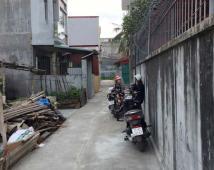 Bán lô đất tổ 23 Vĩnh Niệm ( ngõ 17 Khúc Thừa Dụ), Lê  Chân, Hải Phòng