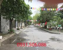 Bán thửa đất vị trí đẹp khu phân lô view vườn hoa đường Văn Cao.