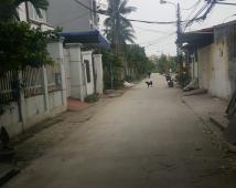 Bán đất mặt ngõ Trại lẻ, Kênh Dương, Lê Chân.