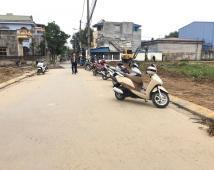 Cần bán đất phân lô 55m2 tại khu Quán Toan, Hồng Bàng