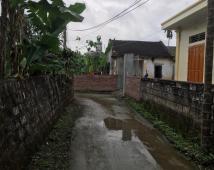 Bán lô đất 62.7m2 gần chung cư Huê, Hoa Động, Thủy Nguyên giá 420 triệu
