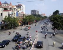Bán nhà 4 tầng mặt đường Lạch Tray - Ngô Quyền - Hải Phòng ,Giá : 17,8 tỷ , Liên hệ : Mr Trung 0936937776