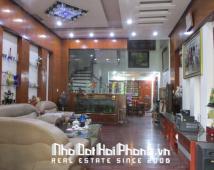 Bán nhà 3.5 tầng độc lập vị trí đẹp lô 9 Lê Hồng Phong, ngay gần trường THPT chuyên Trần Phú