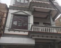 Nhà 3 tầng, Lô góc mặt đường Đào Đô, , Tiện kinh doanh, Giá 3.2ty