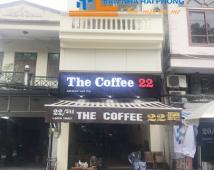 Sang nhượng quán The coffee 22 tại số 22/241 Lạch Tray, Ngô Quyền, Hải Phòng