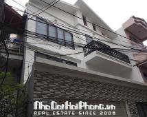 Bán nhà 83m2 3,5 tầng ngõ ô tô đỗ tận nơi Chùa Hàng, Lê Chân, Hải Phòng.