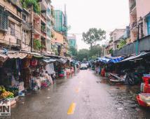 Bán nhà mặt chợ Phù Lưu , Kiến An, Hải phòng, giá 1,6 tỷ
