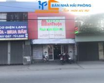 Bán nhà mặt đường 351, Kiều Đông, Đồng Thái, An Dương, Hải Phòng