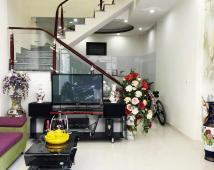 Bán nhà 3 tầng xây mới đẹp, hiện đại tại Kiều Sơn. Ngõ rộng 4m, ô tô để trong nhà. Giá 1,65 tỷ