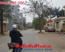 Bán đất vị trí đẹp mặt đường Nguyễn Tất Tố, đối diện UBND phường Kênh Dương