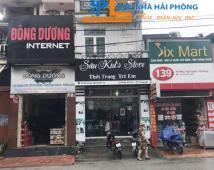 Bán nhà mặt đường số 135 Đà Nẵng, Ngô Quyền, Hải Phòng
