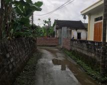 Bán lô đất 62m2 gần chung cư Huê, Hoa Động, Thủy Nguyên giá 450 triệu