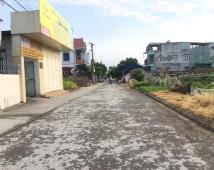Bán lô đất mặt đường 150m2 tại Văn Cú, An Đồng, An Dương, Hải Phòng, LH: 0796386283