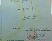 Cần bán mảnh đất vuông vắn tại đảo Cát Bà, Hải Phòng
