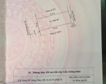 Bán đất Chung cư Lương Quán Nam Sơn An Dương Hải Phòng 136m2 giá 1.02  tỷ
