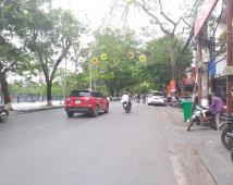 Bán nhà 2 tầng lô góc mặt đường Nguyễn Đức Cảnh, Lê Chân, Hải Phòng.