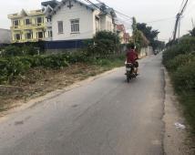 Bán đất mặt đường thôn Văn cú, xã An Đồng, An Dương. Hải Phòng
