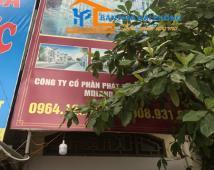 Cho thuê nhà mặt đường số 151 Bạch Đằng, Hồng Bàng, Hải Phòng