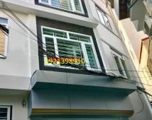 Nhà 4 tầng, gần ngã tư Trần Nguyên Hãn, ô tô vào nhà, chính Đông. Giá 2.15 tỷ