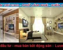Bán khu nhà dân chí cao 45m2 Lãm Khê. Kiến An. Hải phòng . Giá 1.55 tỷ