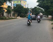 Bán đất mặt đường 351 gần chợ Minh Kha, Hồng Thái, An Dương, LH: 0336.20.6658