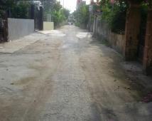 Cần tiền bán lô đất cực đẹp tại Hy Tái, Hồng Thái, An Dương, LH: 0336.20.6658