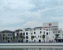 Nhà liền kề và biệt thự Hoàng Huy Sông Cấm. Chiết khấu cao.Tặng xe SH