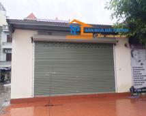 Cho thuê nhà mặt đường số 82 khu đô thị Long Sơn, Quán Toan, Hồng Bàng, Hải Phòng