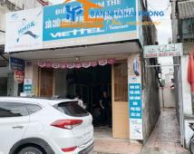 Cho thuê nhà mặt đường số 419 Miếu Hai Xã, Lê Chân, Hải Phòng