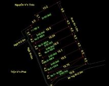 Mở bán 6 lô đất tại núi giá giá công nhân 500tr/82m2 Núi 2. Thủy Đường.