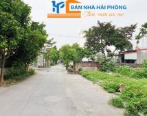 Chuyển nhượng lô đất ngõ xóm Nam (cạnh chợ Hoàng Mai), An Đồng, An Dương, Hải Phòng