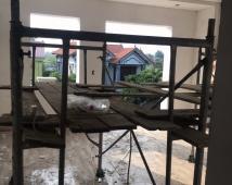 Bán tiếp căn nhà đang vào hoàn thiện tại Cam Lộ, Hồng Bàng