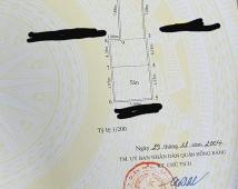 Bán nhà mặt phố Lý Thường Kiệt, Hồng Bàng, Hải Phòng. Giá 6.5 tỷ LH 0906 003 186