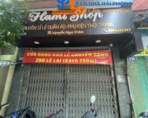 Bán nhà mặt đường số 216 Lê Lai, Ngô Quyền, Hải Phòng