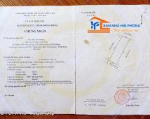 Chuyển nhượng lô đất số 1B xóm Trung, Đằng Giang, Ngô Quyền, Hải Phòng