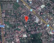 Bán đất chung cư Lương Quán Nam Sơn An Dương Hải Phòng  DT 113m2