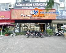 Sang nhượng quán lẩu nướng Peony Home tại lô 18 tòa nhà ATB Lê Duẩn, Kiến An, Hải Phòng