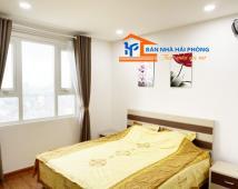 Cho thuê căn hộ cao cấp số 12A5 tòa nhà SHP 12 Lạch Tray, Ngô Quyền, Hải Phòng