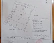 Bán lô đất ngay trường mầm non, cấp 1 Hùng Vương,Hồng Bàng 554 triệu