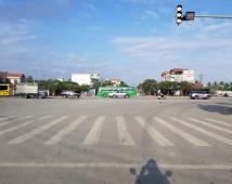 Bán đất mặt đường Quán Nam, Lê Chân, Hải Phòng. DT: 84,7m2, ngang 4,3m. Giá 3,9 tỷ