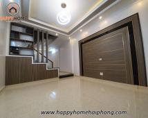 Bán nhà xây mới 4 tầng, gần đường 12m đối diện Hoàng Huy mall, Lê Chân, Hải Phòng - 0825.124.666