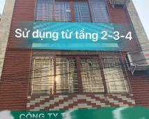 Bán nhà mặt ngõ to 4 tầng oto đỗ tận cửa tại Trang Quan – An Đồng – An Dương – Hải Phòng